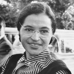 famous quotes, rare quotes and sayings  of Rosa Parks