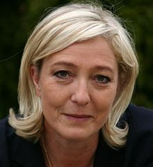 famous quotes, rare quotes and sayings  of Marine Le Pen