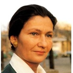 famous quotes, rare quotes and sayings  of Simone Veil