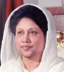 famous quotes, rare quotes and sayings  of Khaleda Zia