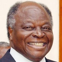 famous quotes, rare quotes and sayings  of Mwai Kibaki
