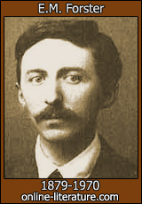 famous quotes, rare quotes and sayings  of E. M. Forster