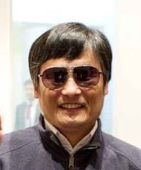 famous quotes, rare quotes and sayings  of Chen Guangcheng