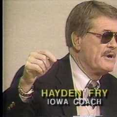 famous quotes, rare quotes and sayings  of Hayden Fry