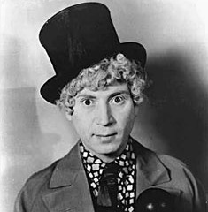 famous quotes, rare quotes and sayings  of Harpo Marx