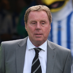 famous quotes, rare quotes and sayings  of Harry Redknapp