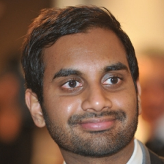 famous quotes, rare quotes and sayings  of Aziz Ansari