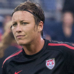 famous quotes, rare quotes and sayings  of Abby Wambach