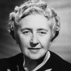 famous quotes, rare quotes and sayings  of Agatha Christie