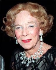 famous quotes, rare quotes and sayings  of Brooke Astor