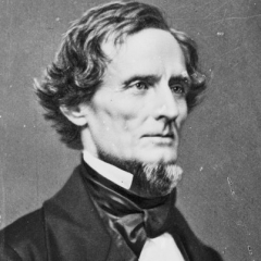 famous quotes, rare quotes and sayings  of Jefferson Davis