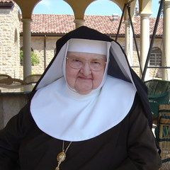 famous quotes, rare quotes and sayings  of Mother Angelica
