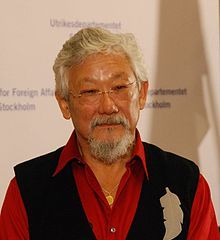 famous quotes, rare quotes and sayings  of David Suzuki