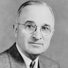 famous quotes, rare quotes and sayings  of Harry S. Truman