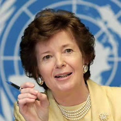 famous quotes, rare quotes and sayings  of Mary Robinson