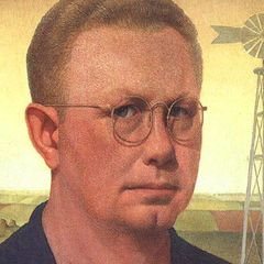 famous quotes, rare quotes and sayings  of Grant Wood