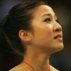 famous quotes, rare quotes and sayings  of Michelle Kwan