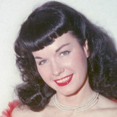 famous quotes, rare quotes and sayings  of Bettie Page
