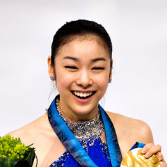 famous quotes, rare quotes and sayings  of Kim Yuna