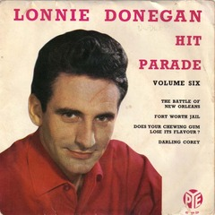 famous quotes, rare quotes and sayings  of Lonnie Donegan