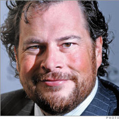 famous quotes, rare quotes and sayings  of Marc Benioff
