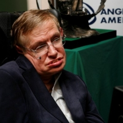famous quotes, rare quotes and sayings  of Stephen Hawking