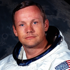 famous quotes, rare quotes and sayings  of Neil Armstrong