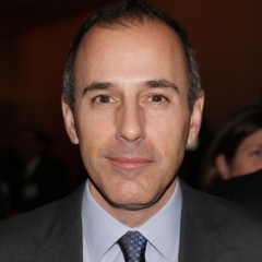 famous quotes, rare quotes and sayings  of Matt Lauer