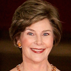 famous quotes, rare quotes and sayings  of Laura Bush