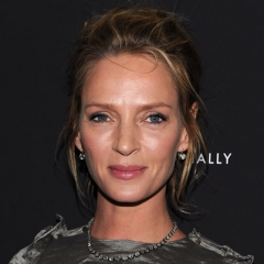 famous quotes, rare quotes and sayings  of Uma Thurman