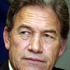 famous quotes, rare quotes and sayings  of Winston Peters