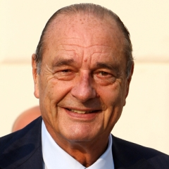 famous quotes, rare quotes and sayings  of Jacques Chirac