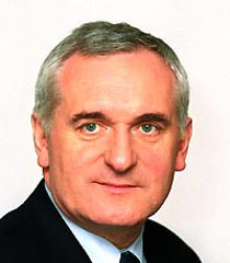 famous quotes, rare quotes and sayings  of Bertie Ahern