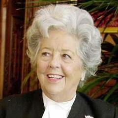 famous quotes, rare quotes and sayings  of Betty Boothroyd
