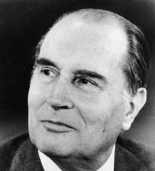 famous quotes, rare quotes and sayings  of Francois Mitterrand