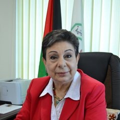 famous quotes, rare quotes and sayings  of Hanan Ashrawi