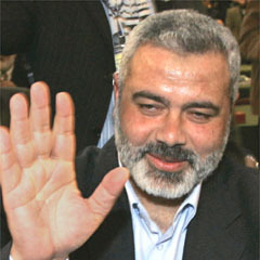 famous quotes, rare quotes and sayings  of Ismail Haniyeh