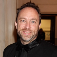 famous quotes, rare quotes and sayings  of Jimmy Wales