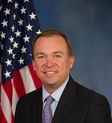 famous quotes, rare quotes and sayings  of Mick Mulvaney