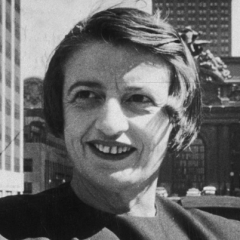 famous quotes, rare quotes and sayings  of Ayn Rand