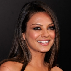 famous quotes, rare quotes and sayings  of Mila Kunis