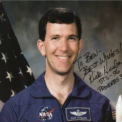 famous quotes, rare quotes and sayings  of Rick Husband