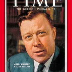 famous quotes, rare quotes and sayings  of Walter Reuther