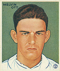 famous quotes, rare quotes and sayings  of Mel Ott