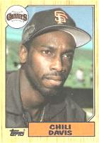 famous quotes, rare quotes and sayings  of Chili Davis