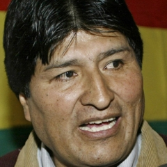famous quotes, rare quotes and sayings  of Evo Morales