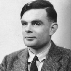 famous quotes, rare quotes and sayings  of Alan Turing