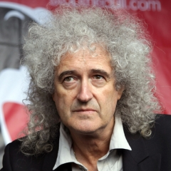 famous quotes, rare quotes and sayings  of Brian May