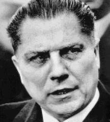 famous quotes, rare quotes and sayings  of Jimmy Hoffa