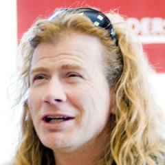 famous quotes, rare quotes and sayings  of Dave Mustaine